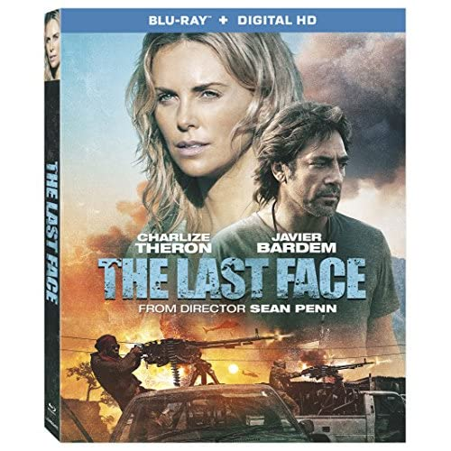 Image 0 of Last Face Blu-Ray On Blu-Ray With Charlize Theron