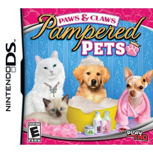 Image 0 of Paws And Claws Pampered Pets For Nintendo DS DSi 3DS 2DS