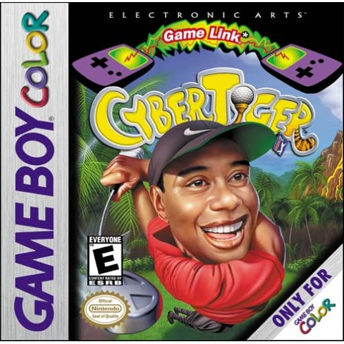 Image 0 of Cybertiger For GBA Gameboy Advance Golf