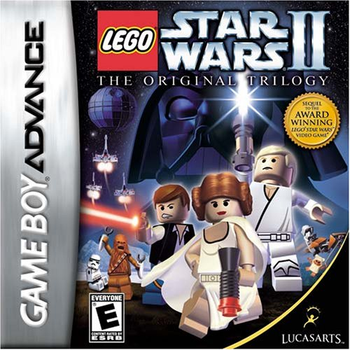 Image 0 of Lego Star Wars II: The Original Trilogy For GBA Gameboy Advance