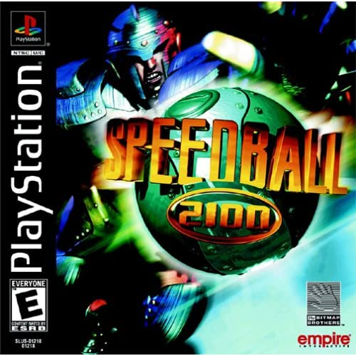 Image 0 of Speedball 2100 For PlayStation 1 PS1