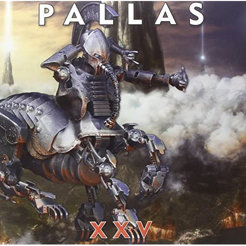 Image 0 of Xxv By Pallas On Vinyl Record