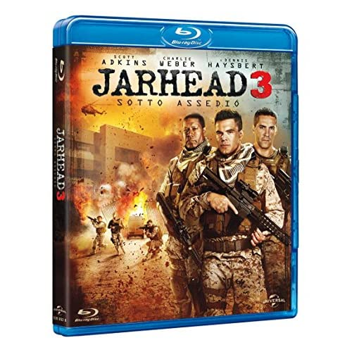 Image 0 of Jarhead 3 Sotto Assedio Italia Blu-Ray On Blu-Ray