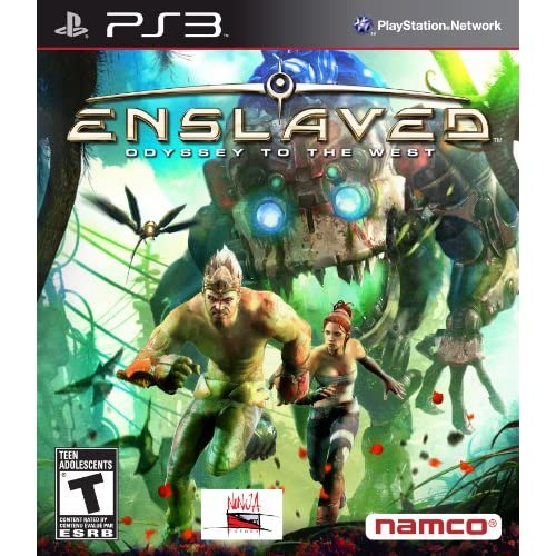 Enslaved: Odyssey To The West For PlayStation 3 PS3