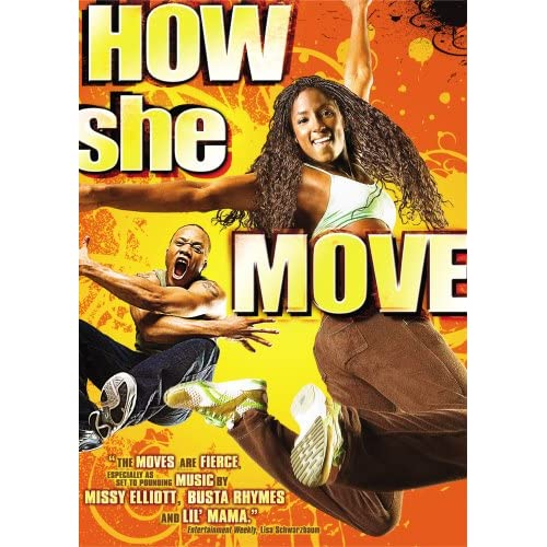 Image 0 of How She Move Movie On DVD With Rutina Wesley