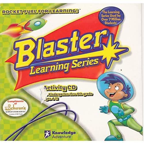 Image 0 of Blaster Learning Series: Activity CD Software