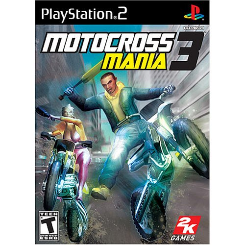 Image 0 of Motocross Mania 3 For PlayStation 2 PS2 Flight