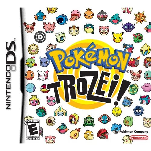 Image 0 of Pokemon Trozei For Nintendo DS DSi 3DS 2DS