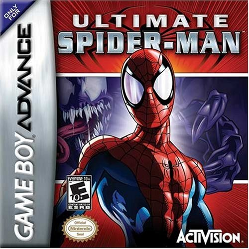 Image 0 of Ultimate Spider-Man For GBA Gameboy Advance