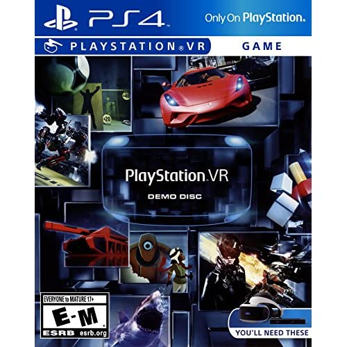 Image 0 of Sony PlayStation 4 VR Demo Disc Game
