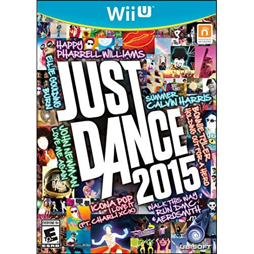 Just Dance 2015 For Wii U Music With Manual And Case