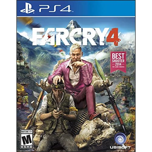 Image 0 of Far Cry 4 For PlayStation 4 PS4 Shooter