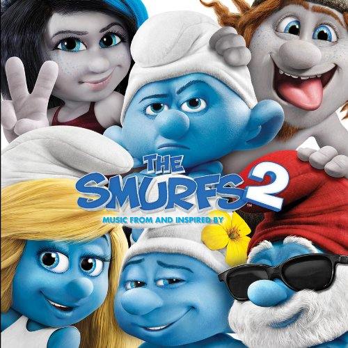 Image 0 of The Smurfs 2 Music From And Inspired By By Various On Audio CD Album