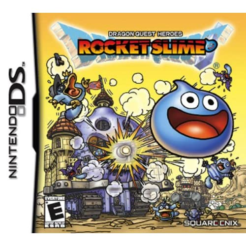 Image 0 of Dragon Quest Heroes: Rocket Slime For Nintendo DS DSi 3DS 2DS RPG