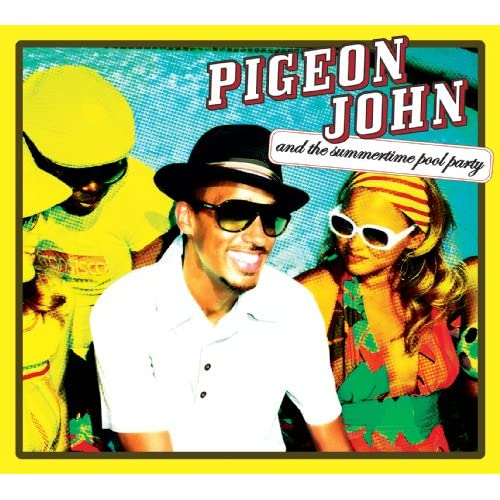 Image 0 of And The Summertime Pool Party By Pigeon John On Audio CD Album 2010