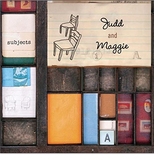 Image 0 of Subjects By Judd And Maggie On Audio CD Album 2005 By Judd And Maggie