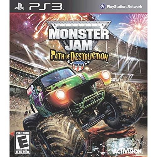 Image 0 of Monster Jam 3: Path Of Destruction For PlayStation 3 PS3