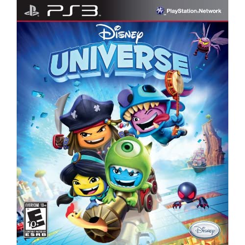 Image 0 of Disney Universe For PlayStation 3 PS3