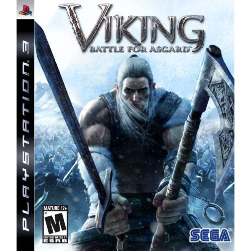 Viking: Battle For Asgard For PlayStation 3 PS3