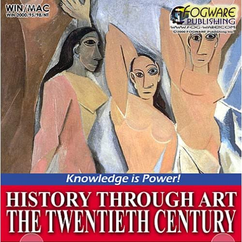 Image 0 of History Through Art: The 20th Century Software