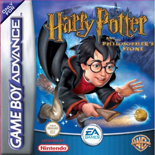 Image 0 of Harry Potter And The Philosopher's Stone GBA For GBA Gameboy Advance