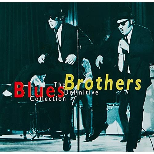 Image 0 of Blues Brothers The Definitive Collection By Blues Brothers On Audio CD Album 199