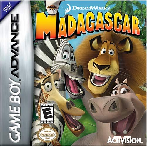 Image 0 of Madagascar For GBA Gameboy Advance