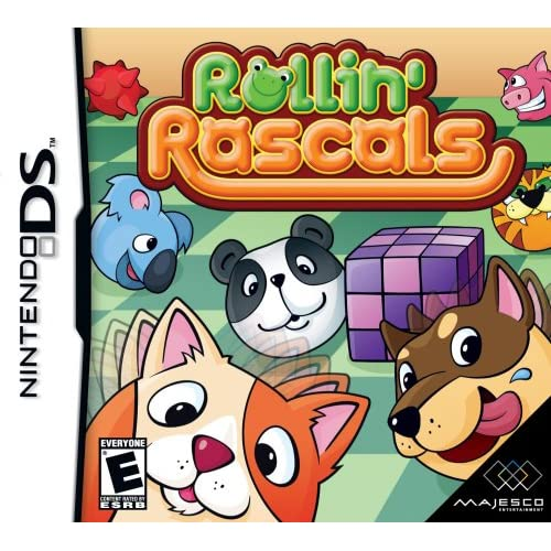 Image 0 of Rollin' Rascals For Nintendo DS DSi 3DS 2DS Puzzle
