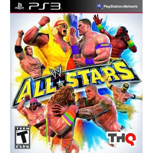 WWE All Stars For PlayStation 3 PS3 Wrestling