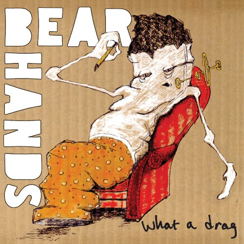 Image 0 of What A Drag/can't Stick Em On Vinyl Record By Bear Hands On Vinyl Record LP