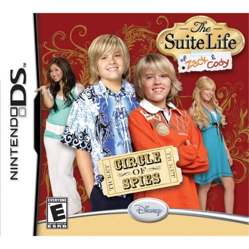 Image 0 of The Suite Life Of Zack And Cody: Circle Of Spies For Nintendo DS DSi 3DS 2DS Dis
