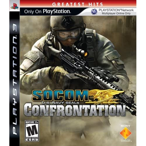 Image 0 of Socom US Navy Seals: Confrontation For PlayStation 3 PS3