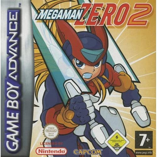 Image 0 of Megaman Zero 2 For GBA Gameboy Advance