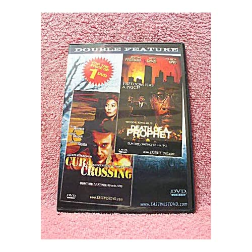 Image 0 of Double Feature Cuba Crossing And Death Of A Prophet On DVD