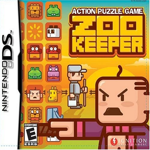 Image 0 of Zoo Keeper For Nintendo DS DSi 3DS