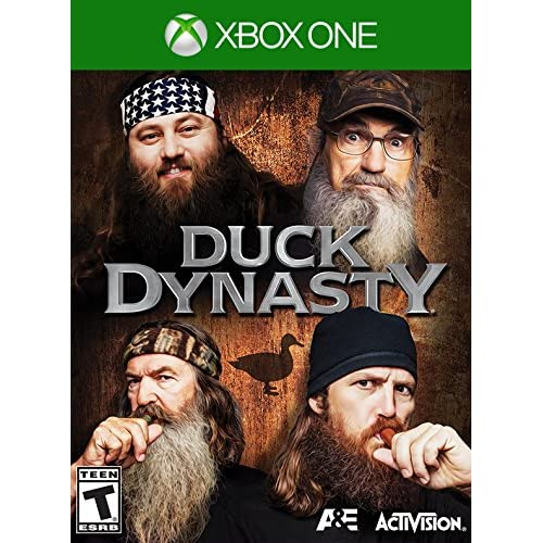 Duck Dynasty For Xbox One Shooter
