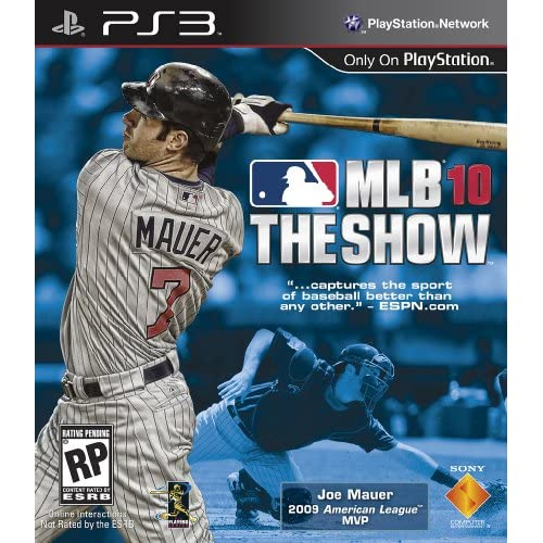 Image 0 of MLB 10: The Show For PlayStation 3 PS3 Baseball