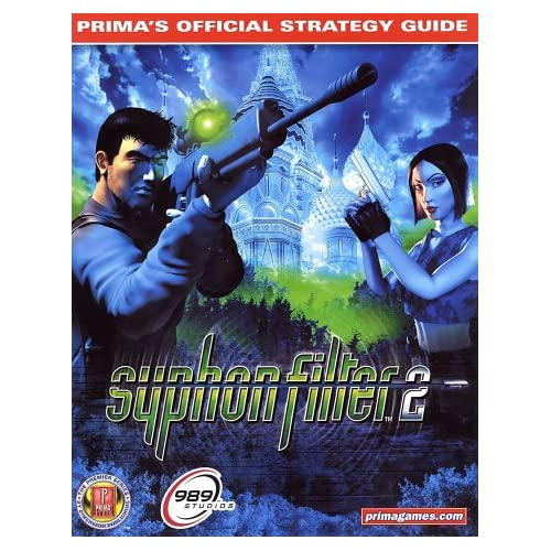 Image 0 of Syphon Filter 2: Prima's Official Strategy Guide