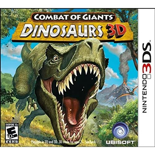Combat Of Giants Dinosaurs For 3DS