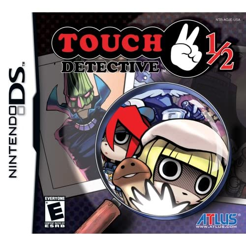 Image 0 of Touch Detective 2 1/2 For Nintendo DS DSi 3DS 2DS