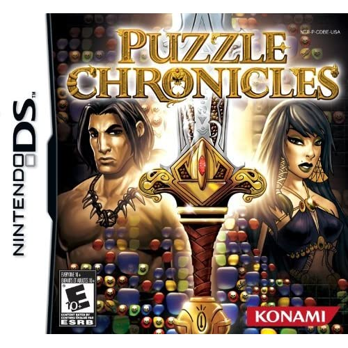 Image 0 of Puzzle Chronicles For Nintendo DS DSi 3DS 2DS