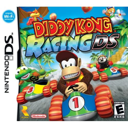 Image 0 of Diddy Kong Racing For Nintendo DS DSi 3DS 2DS Flight