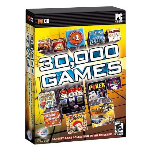 30000 Games Software