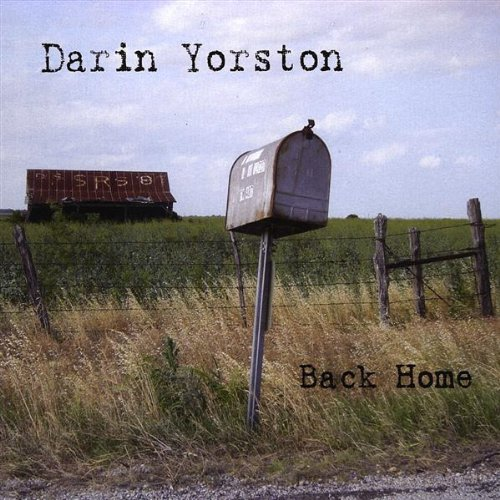 Image 0 of Back Home By Darin Yorston On Audio CD Album 2009