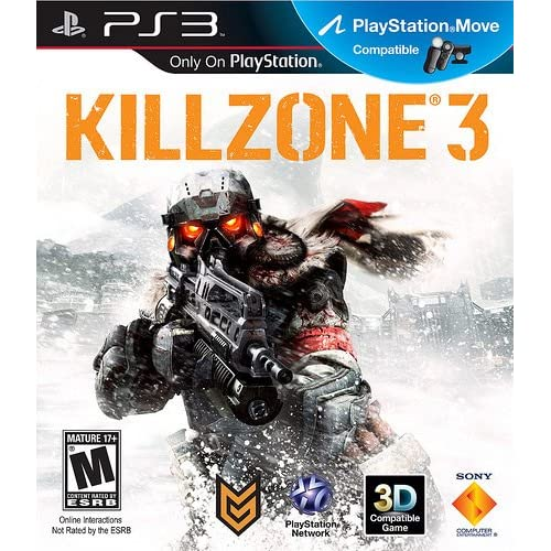 Image 0 of New Killzone 3 PS3 Videogame Software