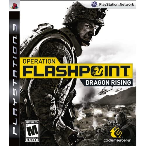 Operation Flashpoint: Dragon Rising For PlayStation 3 PS3