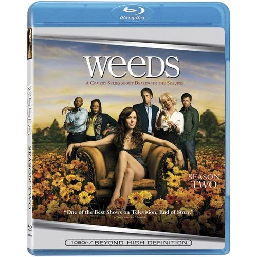 Image 0 of Weeds: Season 2 Blu-Ray On Blu-Ray With Mary-Louise Parker