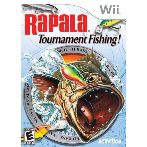 Image 0 of Rapala Tournament Fishing For Wii
