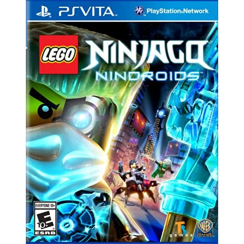Image 0 of Lego Ninjago Nindroids PlayStation Vita For Ps Vita
