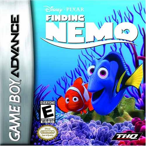 Image 0 of Finding Nemo For GBA Gameboy Advance
